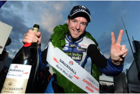 MSS Colchester Kawasaki's Alastair Seeley dominates opening race at Northwest 200!