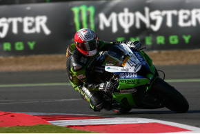 No sunshine at Silverstone for MSS Colchester Kawasaki