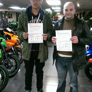 Colchester Kawasaki Training School