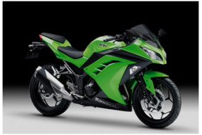 Kawasaki Release Brand New 2013 Z800 and Ninja 300 Models